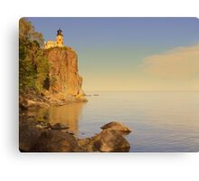 Split Rock Lighthouse Canvas Print