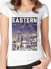 Eastern Blok [Retro] Women's Fitted Scoop T-Shirt