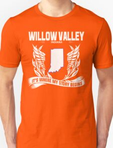 WILLOW VALLEY,INDIANA T-Shirt