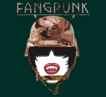 Fangpunk Military T Shirt by Fangpunk