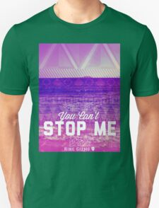 You Can't Stop Me [Violet] Unisex T-Shirt