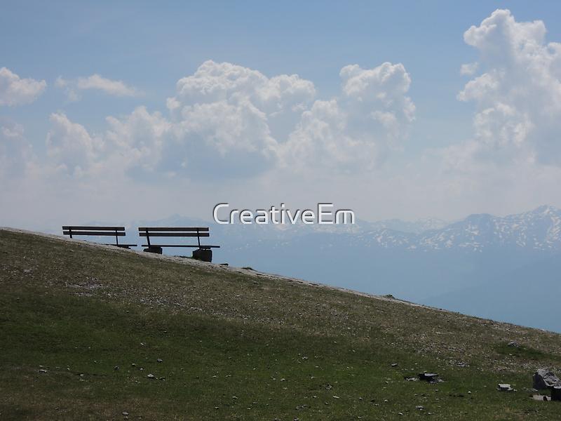 The Best Seats in Innsbruck by CreativeEm