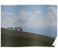 The Best Seats in Innsbruck Poster