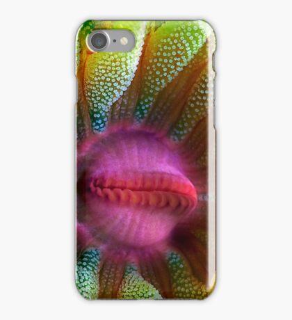 Cup Coral Portrait iPhone Case/Skin