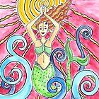 goddess of summer by Deb Coats