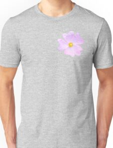 Pale Pink Flower Unisex T-Shirt