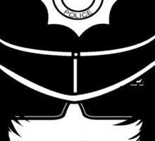 Fangpunk Police T Shirt Sticker