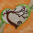 The love of a tree by Deb Coats