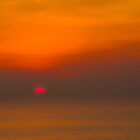 Sunrise on the Java Sea by 1bluecanoe