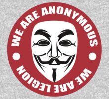 Anonymous - We Are Legion by Groatsworth