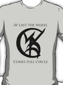 Finally (Black) T-Shirt
