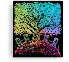 Tapestree Canvas Print