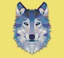 Wolf Animals Gift Kids Tee