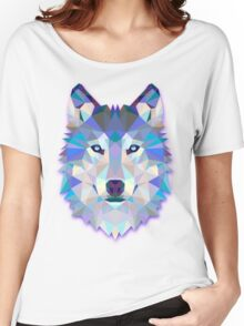 Wolf Animals Gift Women's Relaxed Fit T-Shirt