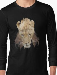 The Mullet King Long Sleeve T-Shirt