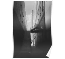Alley. Poster