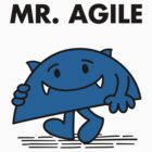 Mr. Agile by zacly