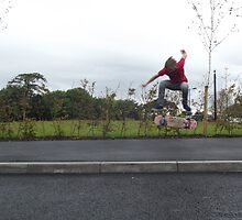 KickFlip by Charlie Hughes