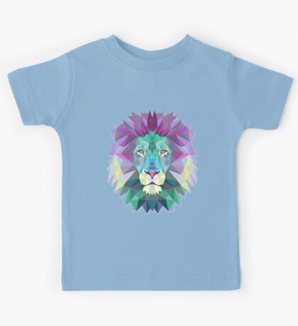 Lion Animals Gift Kids Tee