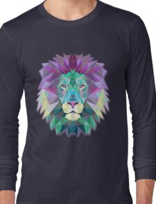 Lion Animals Gift Long Sleeve T-Shirt