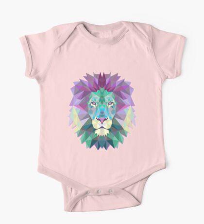 Lion Animals Gift One Piece - Short Sleeve