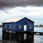 Crawley Boatshed by Ashey Presland
