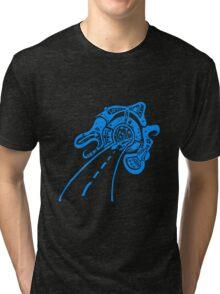 Road works Tri-blend T-Shirt