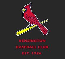 Kensington Cardinals Baseball Club by Hendude
