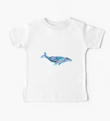 Whale Animals Gift Baby Tee
