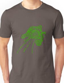Road works - Green Unisex T-Shirt