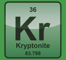 Element of Kryptonite by justinglen75