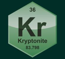 Element of Kryptonite V2 by justinglen75