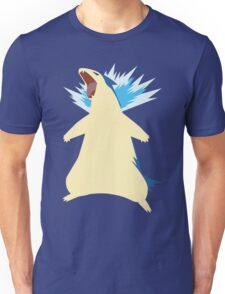 Blue Flame 157 Unisex T-Shirt
