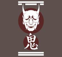 Oni - 鬼 by Imago Frazee