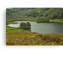 RYDAL LAKE Canvas Print