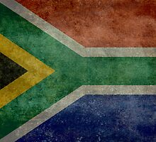 National flag of the Republic of South Africa by Bruiserstang