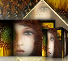 If I could put my Dreams in a Box.. I would have sunflowers forever by Carmen Holly