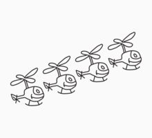 Cute Helicopters by Style-O-Mat