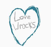 Ravenclaw Love Wrocks T-shirt Unisex T-Shirt