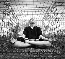 Zen in a Cage by Bob Larson