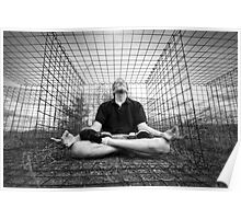 Zen in a Cage Poster