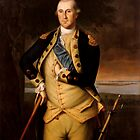 General George Washington by warishellstore