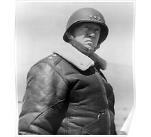 General Patton Poster