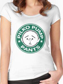 Pilko Pump Pants - Pilkington Women's Fitted Scoop T-Shirt