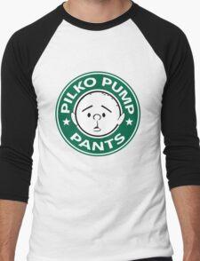 Pilko Pump Pants - Pilkington Men's Baseball ¾ T-Shirt