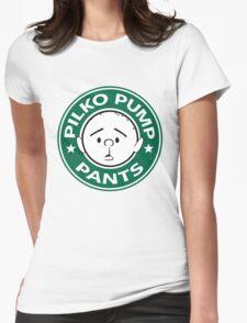 Pilko Pump Pants - Pilkington Womens Fitted T-Shirt