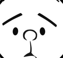 Pilko Pump Pants - Pilkington Sticker