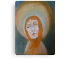 Mary 2 Canvas Print