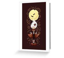 Time Traveler Greeting Card