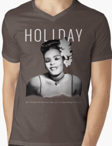 HOLIDAY Mens V-Neck T-Shirt